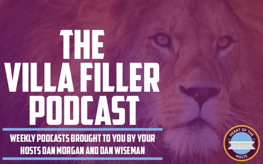 Podcast header (Website)