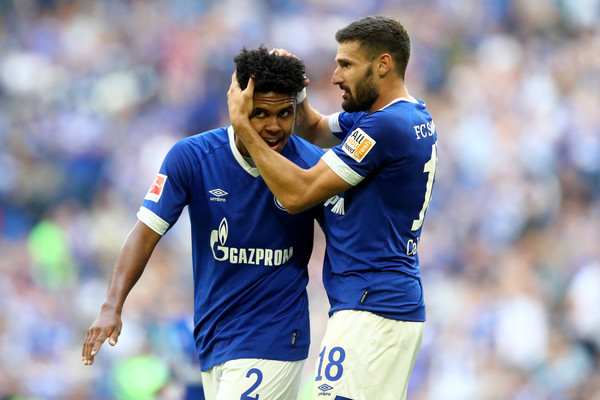Daniel+Caligiuri+Weston+Mc+Kennie+FC+Schalke+3EkGxNtkwcbl